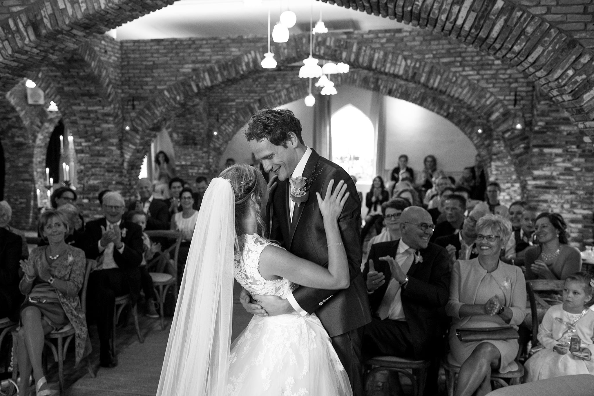 Een onvergetelijke bruiloft bij Hoeve Sparrendam